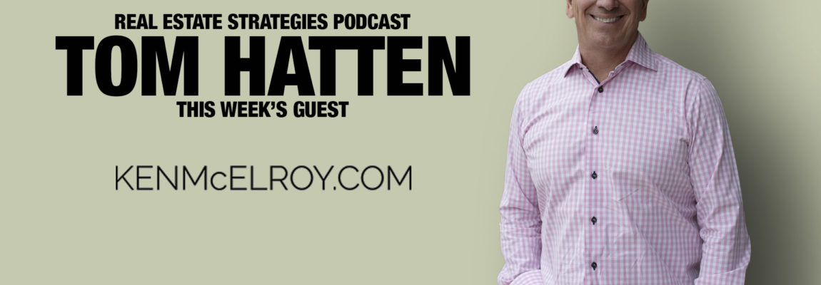 Building Your Business from the Ground Up with Tom Hatten