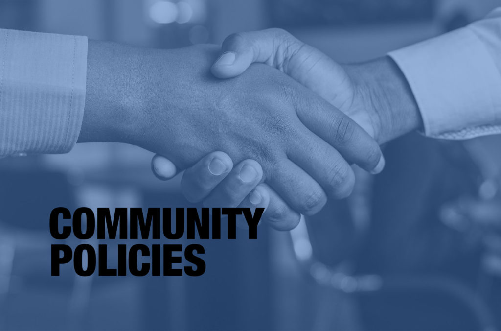 1 Community Policies copy | Ken McElroy Image