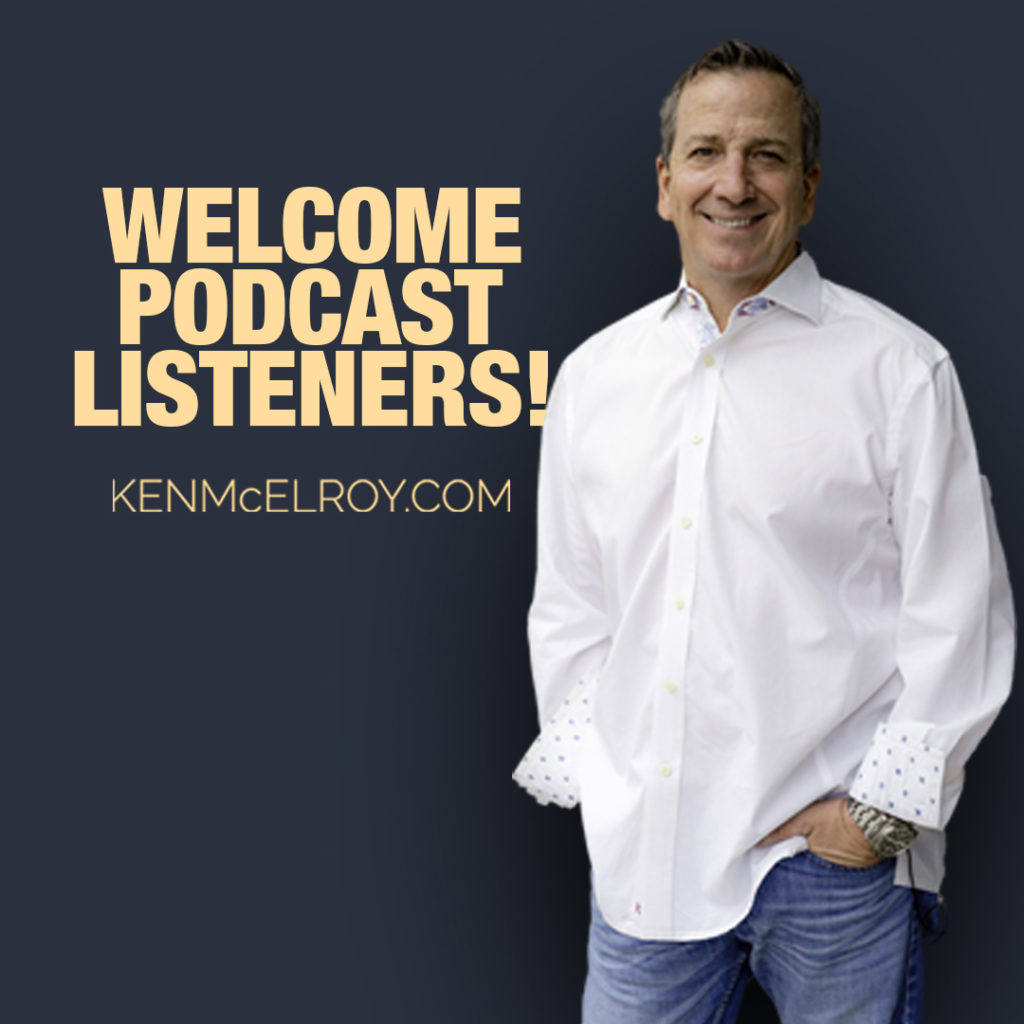 2020 07 01 Podcast Landing Page Graphic | Ken McElroy Image