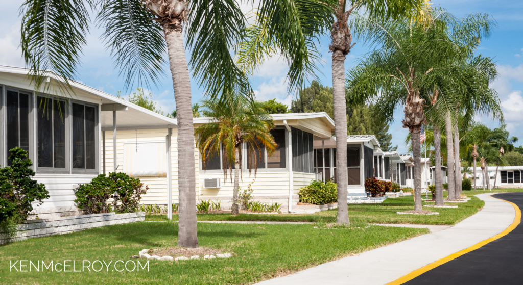Affordable Housing and Mobile Home Parks | Ken McElroy Image