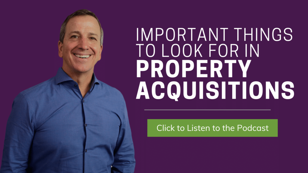 Important Things to Look for in Property Acquisitions   Ken McElroy Image