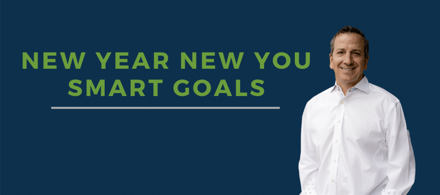 New Year New You SMART Goals | Ken McElroy Image
