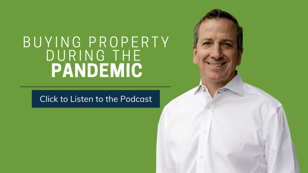 Buying Property During the Pandemic Real Estate Strategies with Ken McElroy | Ken McElroy Image