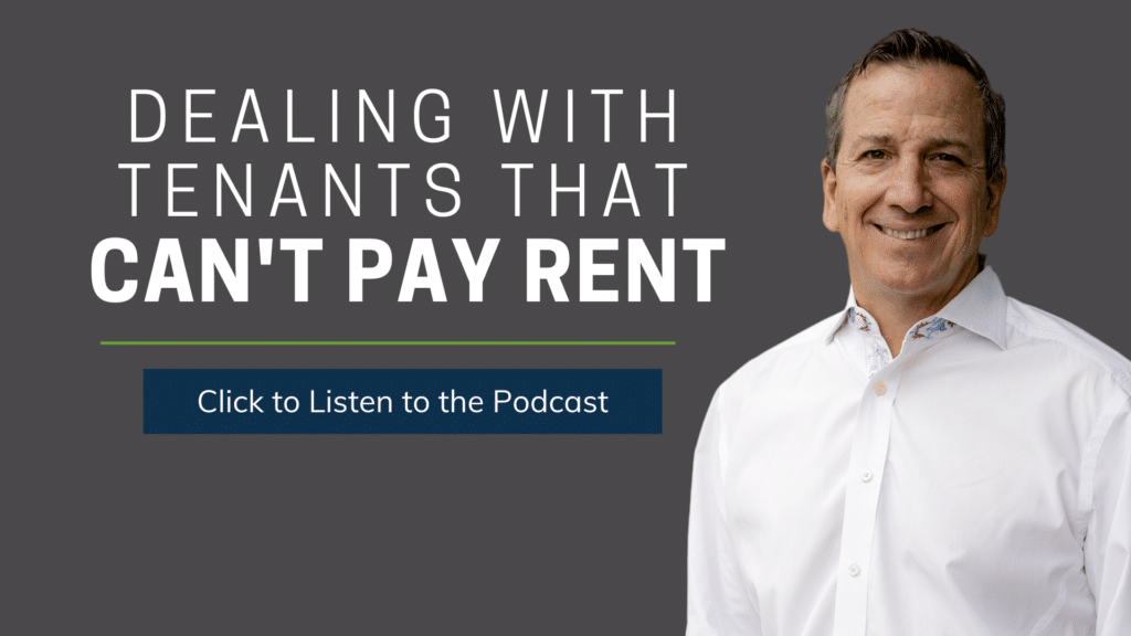 Dealing with Tenants that Cant Pay Rent 1 | Ken McElroy Image