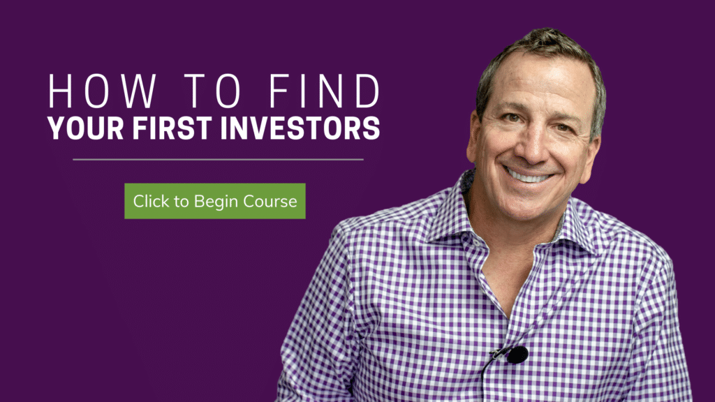 How to find investors | Ken McElroy Image