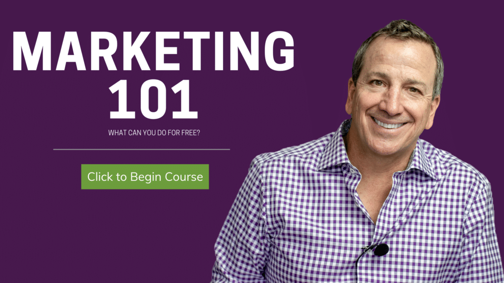 marketing 101 | Ken McElroy Image