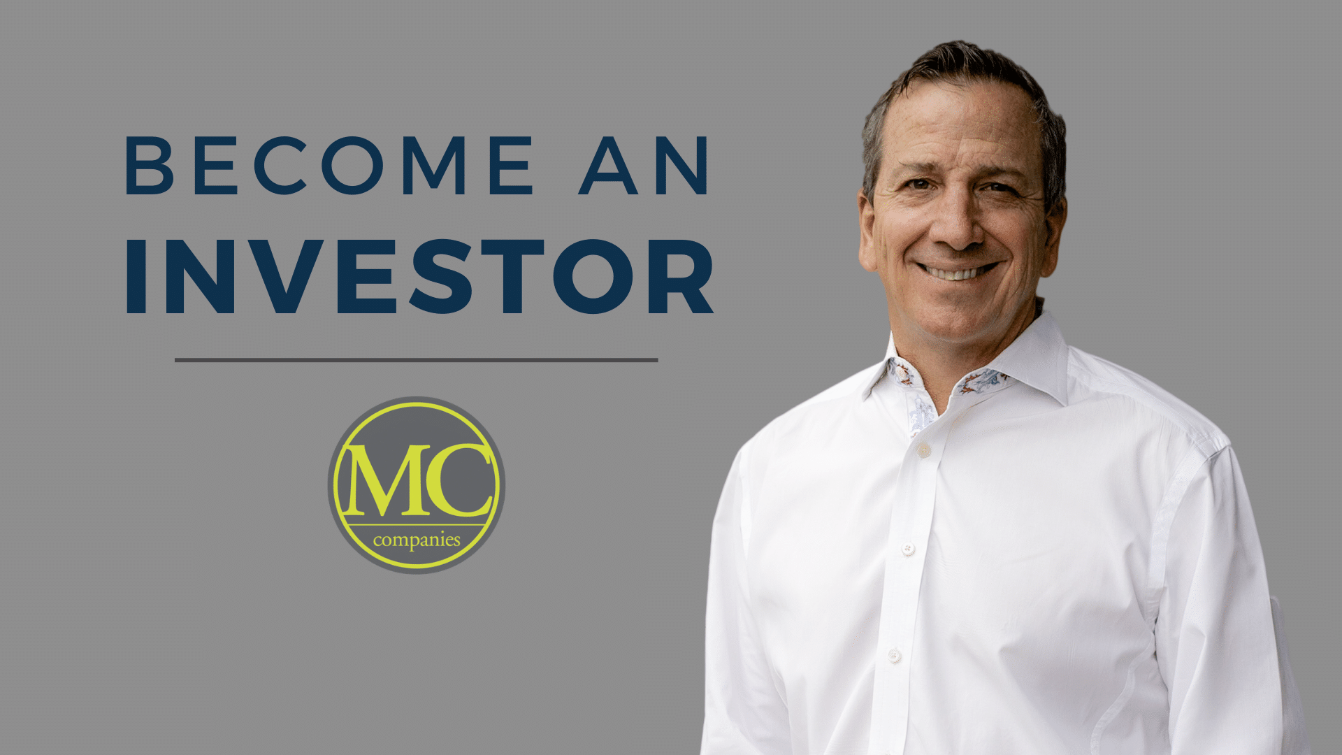 Become an Investor | Ken McElroy Image