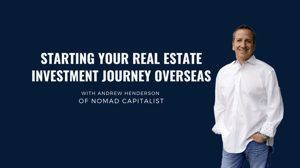 Starting Your Real Estate Investment Journey Overseas | Ken McElroy Image