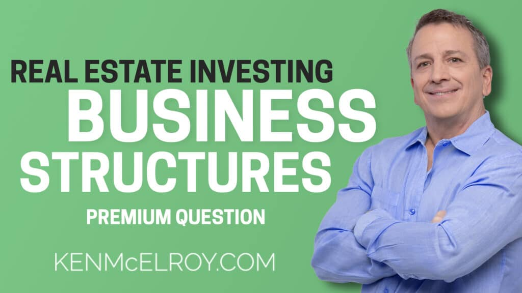 Which Company Structure is Right For You (with Garrett Sutton)