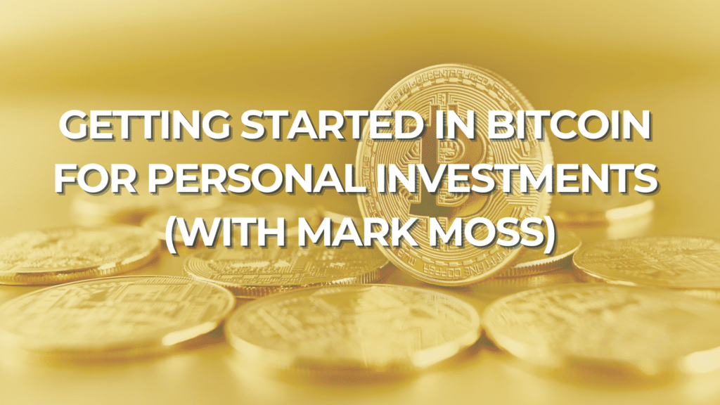Getting Started in Bitcoin for Personal Investments   Ken McElroy Image