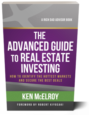 RDA Press publishes financial education books by the Rich Dad Advisors primarily for entrepreneurs business owners an 1 1 300x384 1 | Ken McElroy Image