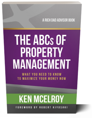 RDA Press publishes financial education books by the Rich Dad Advisors primarily for entrepreneurs business owners an 300x384 1 | Ken McElroy Image