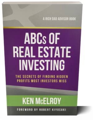 The ABCs of Real Estate Investing 2 300x384 1 | Ken McElroy Image