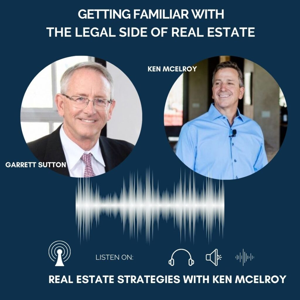 Getting Familiar with the Legal Side of Real Estate   Ken McElroy Image