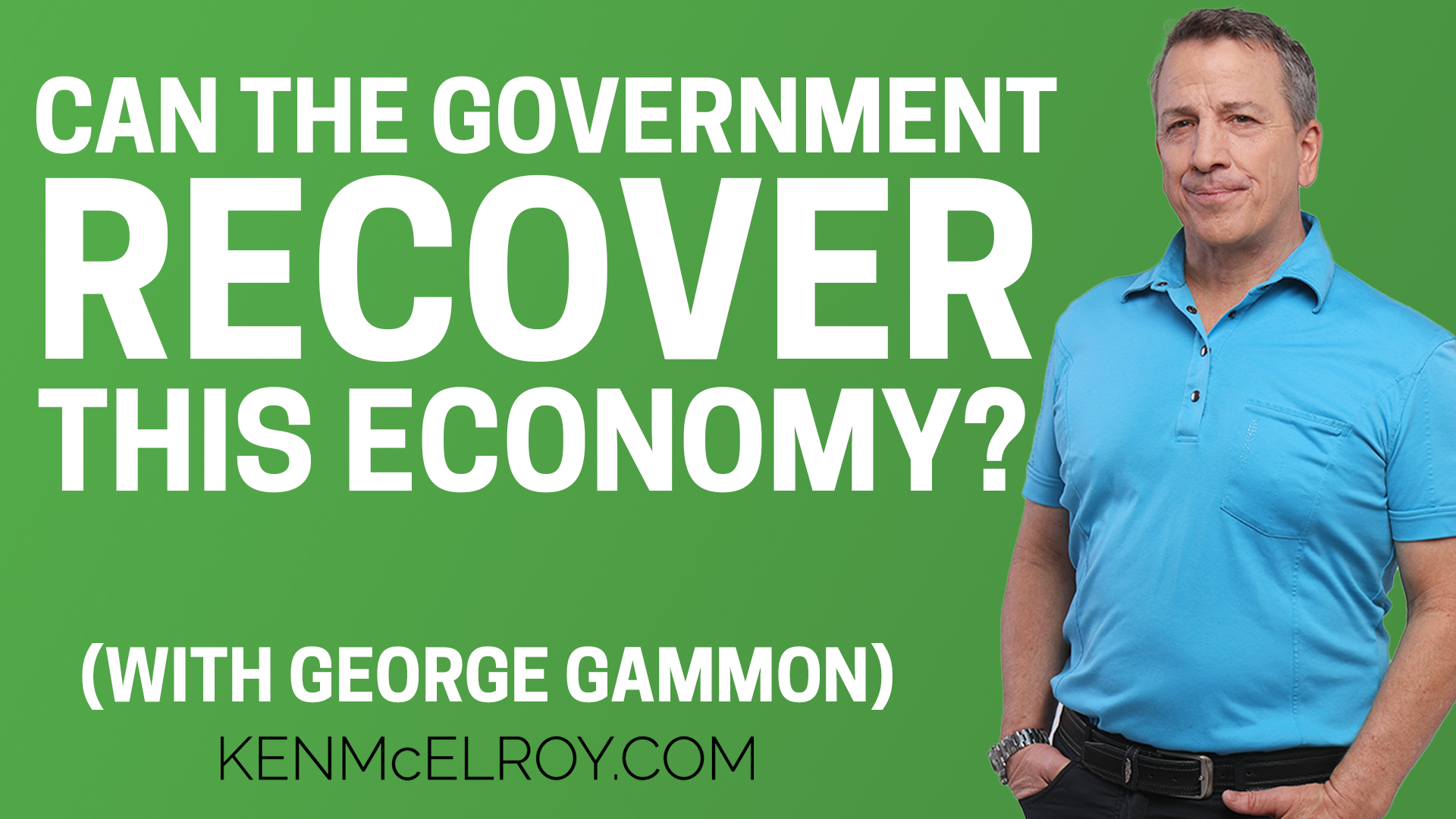 2021 6 15 KM George Gammon Podcast 1 Thumbnail | Ken McElroy Image