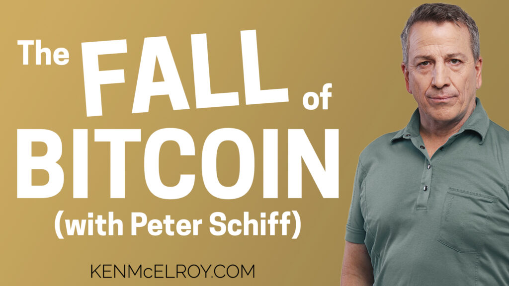 2021 6 2 KM Peter Schiff Podcast 2 Thumbnail   Ken McElroy Image