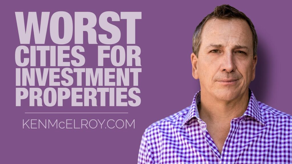 The Worst Cities to Own Investment Property | Ken McElroy Image