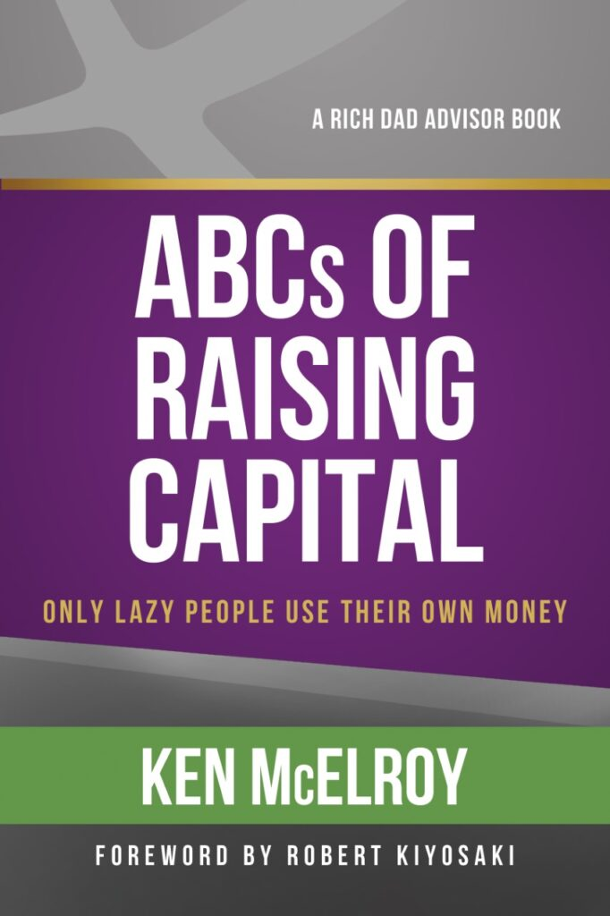 ABCsRaisingCapital.McElroy.FrontCover.F | Ken McElroy Image