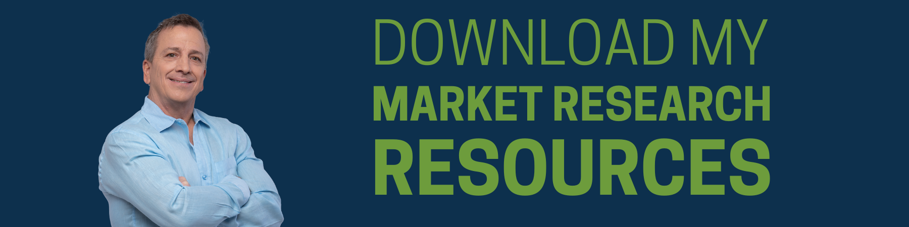 Market Research Resources banner